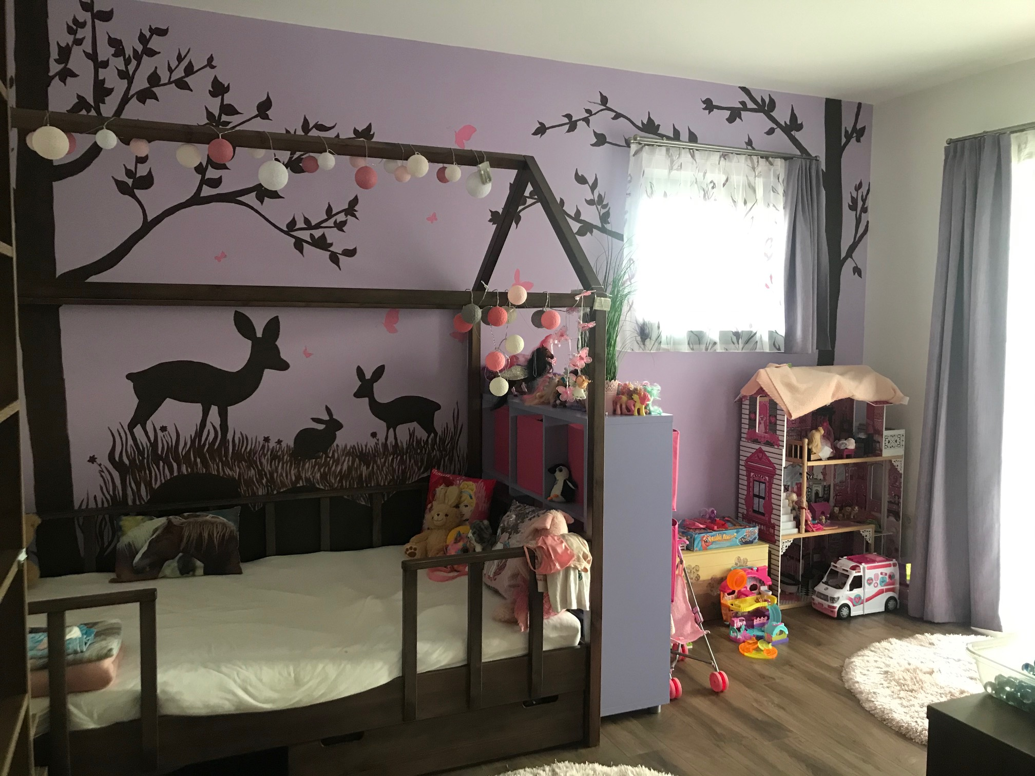 Családi-ház-beltér-gyermekszoba